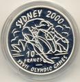 Олимпийские игры - Сидней 2000. Арт: 000052417124