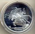 Греция 10 евро 2004. Олимпийские игры - Афины. Конный спорт