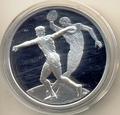 Греция 10 евро 2004. Олимпийские игры - Афины. Диск