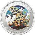 Палау 1 доллар 2012.Осьминог голубой кольчатый – Защита морской жизни.Арт.000062540036/60