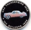 "Форд-""Ford Thunderbird 1956"""