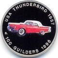 "Форд-""Ford Thunderbird 1957"""