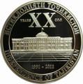 Таджикистан 50 сомони 2011.20 лет Независимости.Арт.000550039849