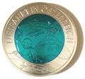 "Австрия 25 евро 2007. ""Австрийская авиация"""
