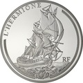 """Фрегат """"Гермион""""-Великие корабли Франции"""