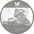 Ларго Винч. Франция 10 евро 2012.