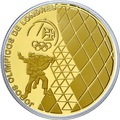 Португалия 2,5 евро 2012.Дзюдо - Олимпийские игры в Лондоне (Биметалл).Арт.000992040923/60