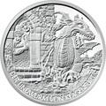 """Мифы и легенды Австрии""-""Линдворм в Клагенфурте"". Арт: 000181134851"