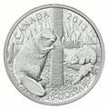 Канада 50 долларов 2013 Бобры.Арт.003143142054/60