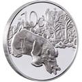 Южная Африка 10 центов 2012 Носорог – Парки Мира (South Africa 10c 2012 Peace Parks Great Mapungubwe Rhino).Арт.000188639132/60