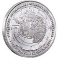 Южная Африка 2 ранда 2012 100 лет со дня открытия Южного полюса (South Africa 2R 2012 100 Years Discovery of the South Pole).Арт.000294741093/60