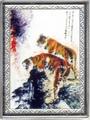 Пекинская картинная галерея-Тигр