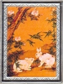 Пекинская картинная галерея-Кролики
