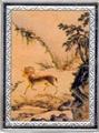 Пекинская картинная галерея-Коза