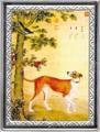 Конго 10 франков 2007. Пекинская картинная галерея-Собака.