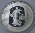 Франция 1 1/2 евро 2003. Сеятель