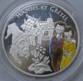 Франция 1 1/2 евро 2003. Hansel & Gretel