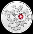 Канада 3 доллара 2013. Колибри