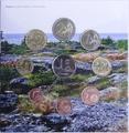 "Финляндия 3,88 евро 2013.""Годовой набор евро"""