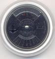 Бутан 250 нгултрум 2006.Морской календарь на 50 лет.Арт.000089213662