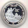 500-летие открытия Америки. Колумб, плавания под парусами. Арт: 000088140985