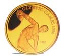 Дискобол. Олимпиада-1996. Арт: 000232440302