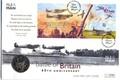 Остров Мэн 1 крона 2000.Авиация - 60 лет битвы за Британию (Конверт).Арт.000023141695/60