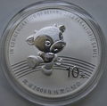 Китай 10 юаней 2008.Летние Паралимпийские игры-2008.Арт.000298137472/60