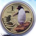 Серия «Полярные животные». Хохлатый пингвин.
