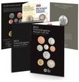 Великобритания Полный Годовой Набор 2013 (The 2013 UK Brilliant Uncirculated Annual Coin Set).Арт.60