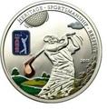 Острова Кука 5 долларов 2013.Гольф - PGA TOUR.Арт.000100042646/60