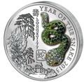 Руанда 500 франков 2013. Год Змеи 3D.Арт.000421843236