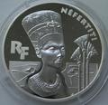 Франция 10 франков 1998. Нефертити.