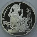 Франция 10 франков 1998. Рамзес II.
