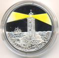 Маяк. Демократическая Республика Конго 10 франков 2006. Арт: 000108340555
