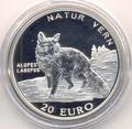 Лиса. Норвегия 20 евро 1997.