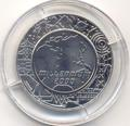 Миллениум - 2000. Австрия 100 шиллингов 2000.