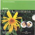 Люксембург 5 евро 2010 Арника Флора и Фауна Люксембурга (Luxemburg 5 Euro 2010 Flower Arnica).Арт.000561648725/60