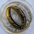 Кольцо Всевластия. Новая Зеландия 1 доллар 2003.