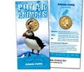 Австралия 1 доллар 2013. Атлантический пуффин