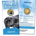 Австралия 1 доллар 2013. Тюлень Уэдделла