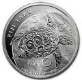 """Фиджи 1 доллар 2013.""""Морская Черепаха Таку"""""""