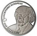 Португалия 2,5 евро 2013.Хосэ Сарамаго.Арт.60