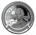 Сан-Марино 10 евро 2013. Никколо Макиавелли