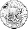 Канада 10 долларов 2013. Волк.Арт.0001123644154