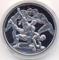 Греция 10 евро 2004. Олимпиада - Афины 2004. Борьба