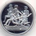 Греция 10 евро 2004. Олимпиада - Афины 2004. Эстафета