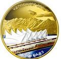 Канада 75 долларов 2008. Серия: Ванкувер – 2010. Выставочный центр