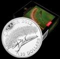 Канада 10 долларов 2012. Богомол