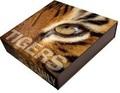 Ниуэ 1 доллар 2013. Тигры. Ультравысокий рельеф.